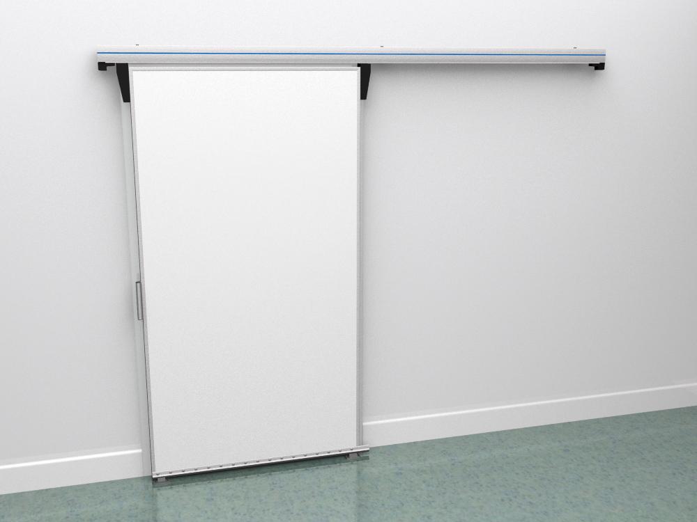 Accessoires et portes pour panneaux frigo panneau frigo for Porte de service pvc isolee